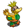 Orange Horror Duck-icon