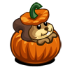 Squirrel Pumpkin-icon