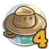 Tilley Hat-icon