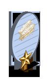 White Sunflower Brittles 1 Star Mastery Sign-icon