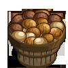 Crimini Mushroom Bushel-icon
