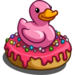 Duck in Donut-icon