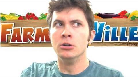 FARMVILLE Commercial!! (Facebook Parody