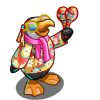 Fancy Dancy Penguin-icon
