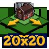 Farm 20x20