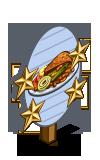 Field Pea Surprise 4 Star Mastery Sign-icon