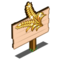 Golden Wheat Mastery Sign-icon