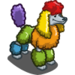 Rainbow Poodle-icon