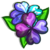 Rainbow Shamrock-icon