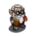 Teacher Gnome-icon