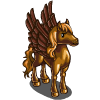 Bronze Cast Pegasus-icon