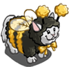 Bumble Bee Cat-icon