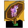 Fairy Show Pegacorn Mastery Sign-icon