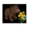 Flower Bear-icon