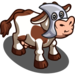 Moon Mask Cow-icon