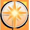 Orange Animal Spirit-icon