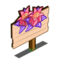 Pointed Pinks Mastery Sign-icon