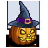 Pumpkin Witch-icon