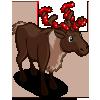 Tinsel Reindeer-icon