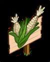 White Corn Mastery Sign-icon