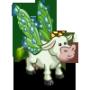 Dewdrop Cow-icon