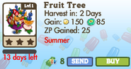 Fruit Tree Market Info (June 2012)