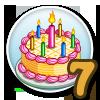 Happy Fourth Birthday Quest 7-icon