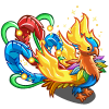 Legendary Fire Wings-icon