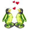 Love Birds (decoration)-icon