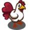 Red Heart Chicken-icon