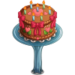 Birthday Cake Stand Tree-icon