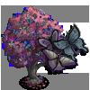 Dark Butterfly Tree-icon