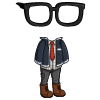 Hipster Outfit-icon