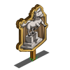 Horse Sculpture Mastery Sign-icon