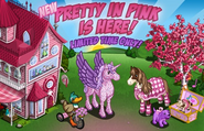 Pretty in Pink Event (2013) Loading Screen