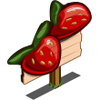 Strawberries Mastery Sign-icon