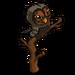 Black Barn Owl-icon