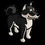 Black Shiba Inu-icon
