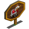 Frog Prince Horse Mastery Sign-icon