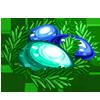 Glowing Moon Rocks-icon