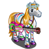 Guitarist Hippie Horse-icon
