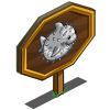 Puffer Shark Mastery Sign-icon