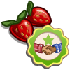 Strawberries-icon