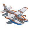Water Airplane-icon