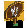 Aviator Pegasus Mastery Sign-icon