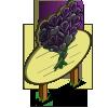 Black Rose Hearts Tree Mastery Sign-icon