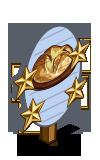 Bush Bread 4 Star Mastery Sign-icon