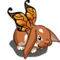 Butterfly Rabbit-icon