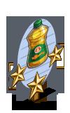 Canola Oil 3 Star Mastery Sign-icon