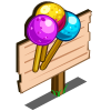 Lollipop (crop) Mastery Sign-icon